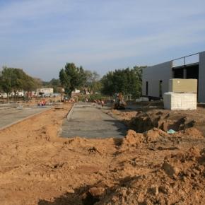 Projekty układów drogowych - Projekt budowy układów drogowych w Złotkowie