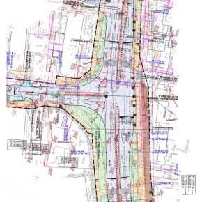 Projekty dróg - Opoczno - Rozbudowa ul. Biernackiego i Słowackiego